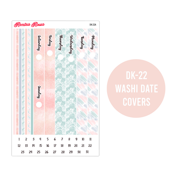 Spring Cleaning - Daily Planner Stickers