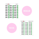 Payday Stickers - Decorative Planner Stickers