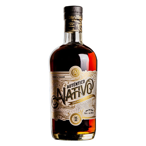 Auténtico Nativo Rum 15 Years