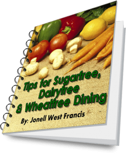 Tips for Sugar Free, Dairy Free & Wheat Free Dining Download