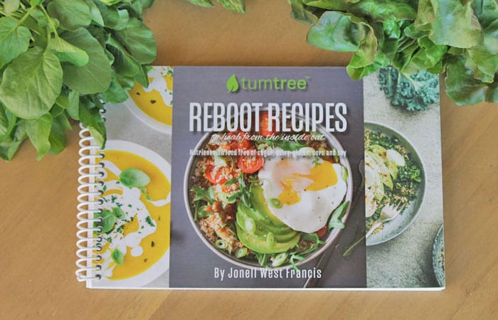 Reboot Recipes to Heal from the Inside Out