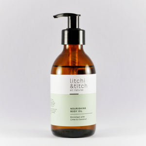 NOURISHING BODY OIL 200ml