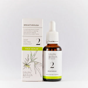 Litchi and Titch BREAKTHROUGH SERUM