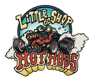 little shop of hot rods