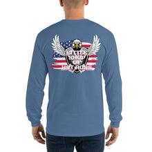 Load image into Gallery viewer, Freedom Ride - Men's Long Sleeve Shirt
