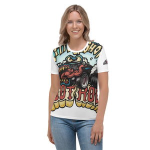 All Over Classic Logo - Women's T-shirt