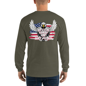 Freedom Ride - Men's Long Sleeve Shirt