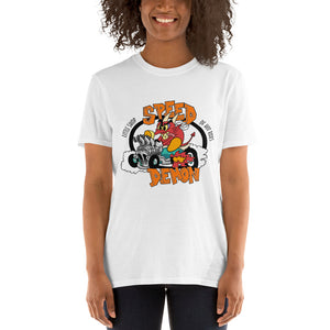 ON SALE - Speed Demon - Short-Sleeve Unisex T-Shirt was $30 now $20