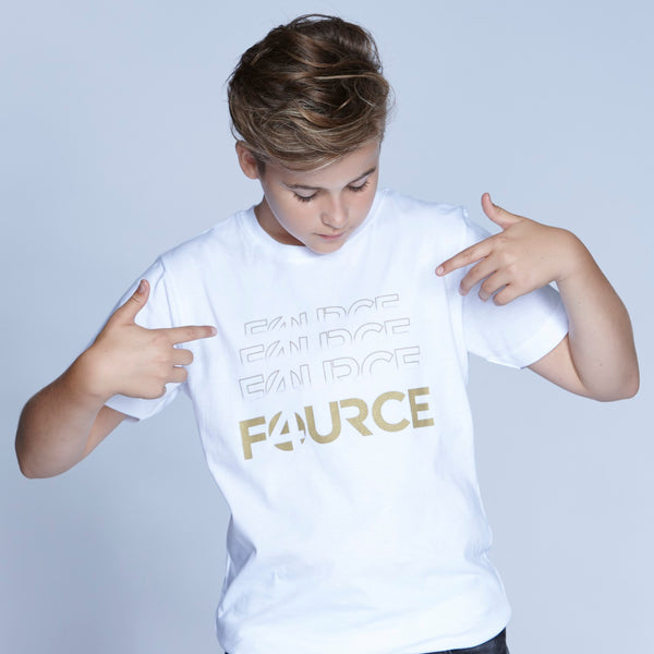 FOURCE | T-shirt wit
