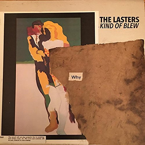 The Lasters - Kind of Blew