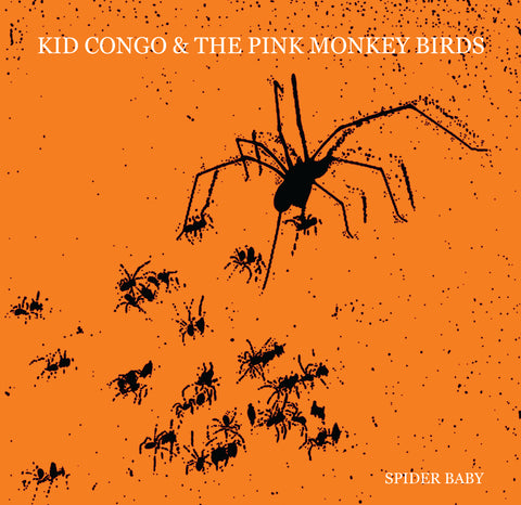 Kid Congo & the Pink Monkey Birds / HALLOWEEN 7""