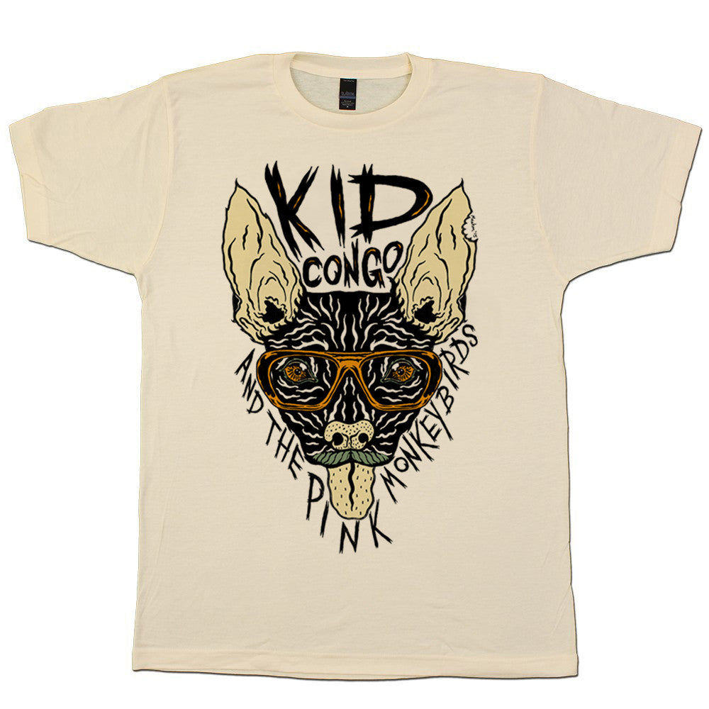 Kid Congo & The Pink Monkey Birds T-Shirt