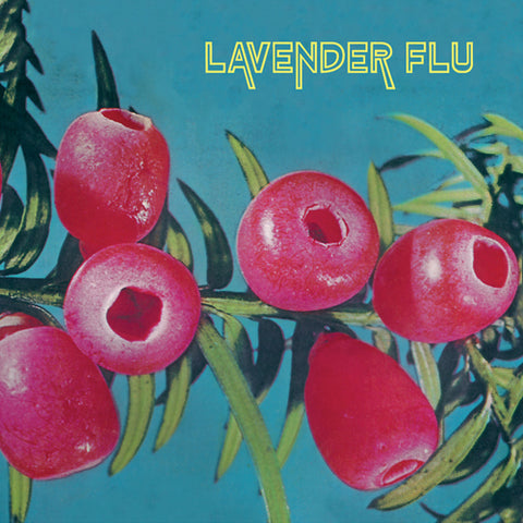 Lavender Flu / Mow The Glass