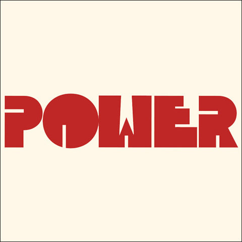 POWER / Electric Glitter Boogie