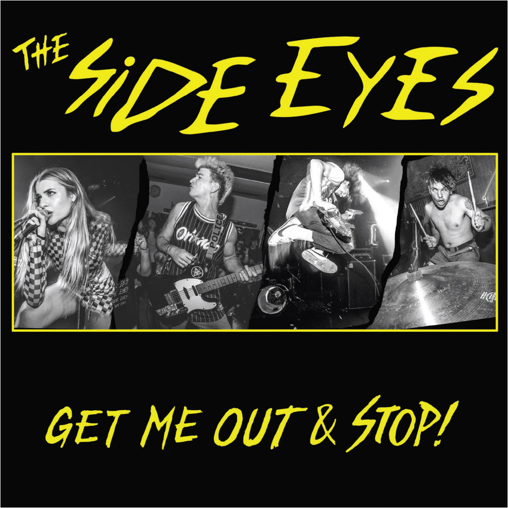 The Side Eyes - Get Me Out / Stop 7""