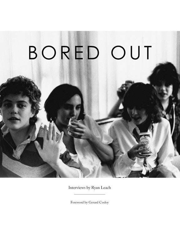 BORED OUT Interviews by Ryan Leach