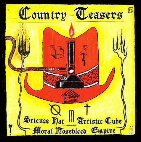 Country Teasers/Science Hat Artistic Cube Moral Nosebleed Empire