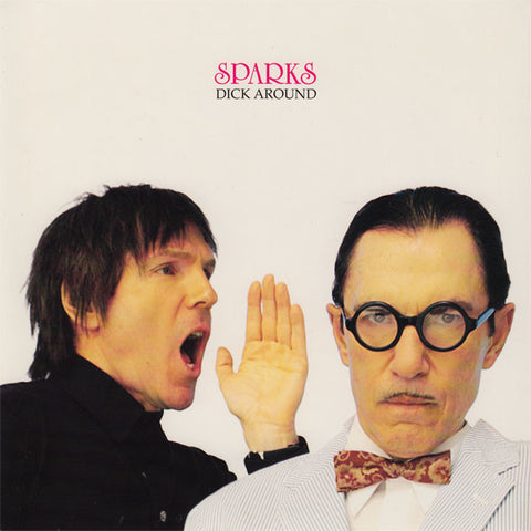Sparks/ Dick Around / Hospitality On Parade (live) 7""