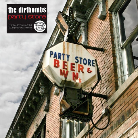 The Dirtbombs/Party Store triple