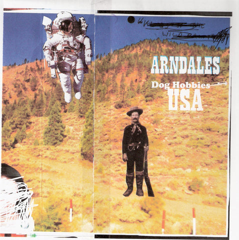 Arndales-Dog Hobbies USA EP