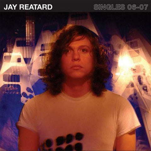 Jay Reatard/Singles 06-07 double LP / CD-DVD