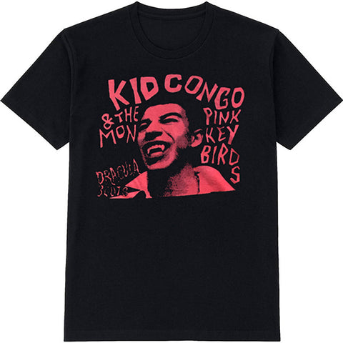 Kid Congo & the Pink Monkey Birds / Dracula Boots T-Shirt