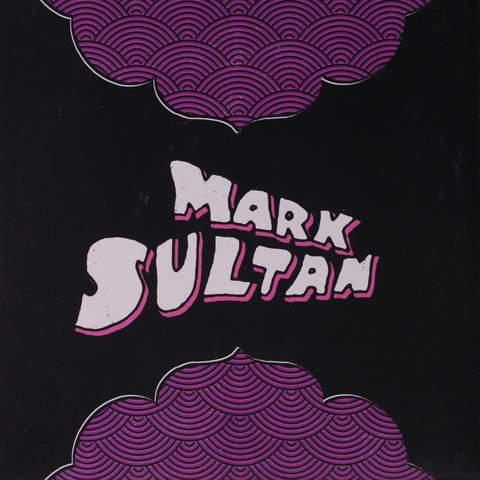 Mark Sultan/Livin' My Life (alt. mix) / Pounding / Shadow With The Golden Eyes 7""