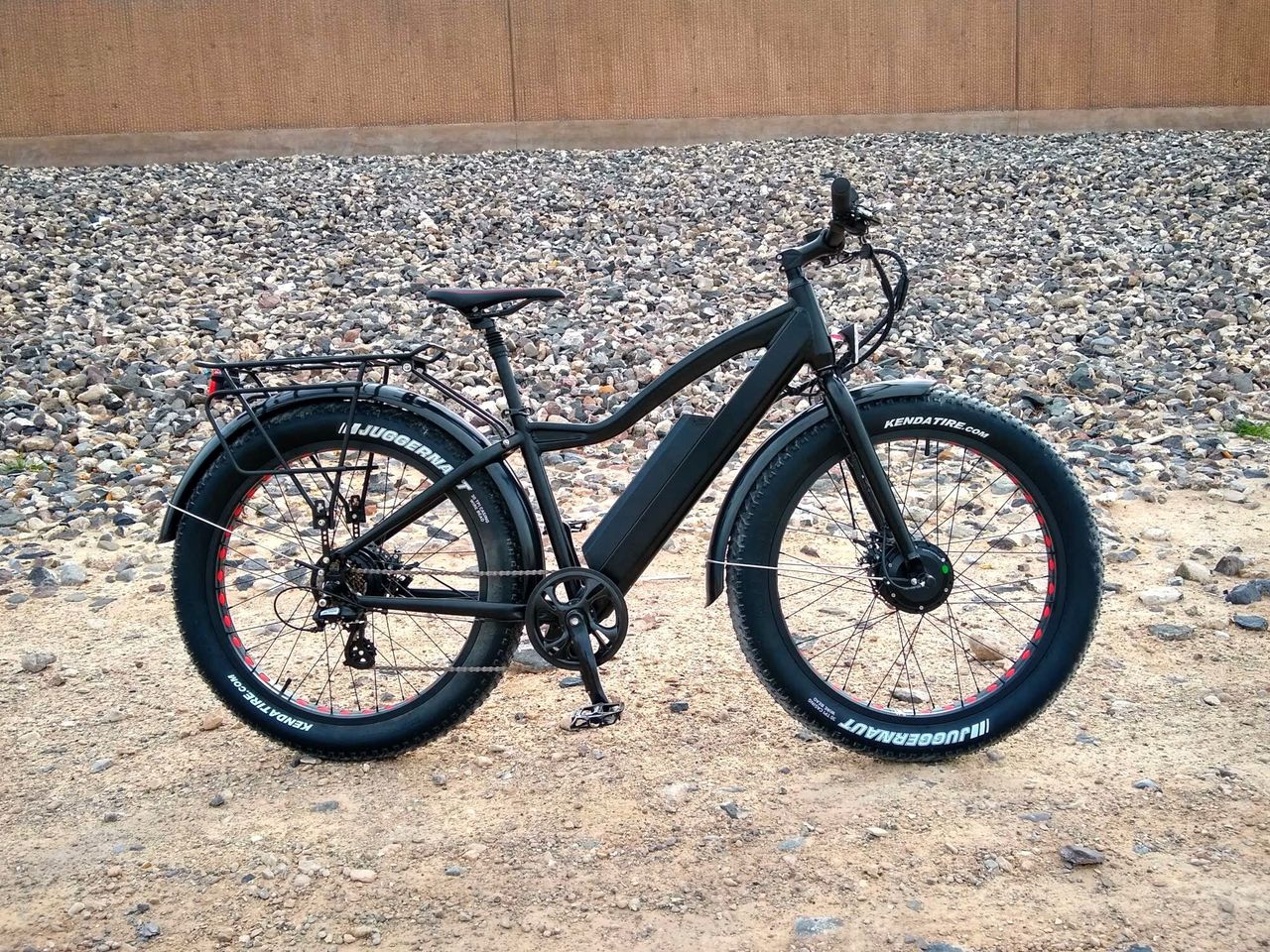 "EUNORAU 26"" Fat Tire Model FAT-AWD Electric-Bike"