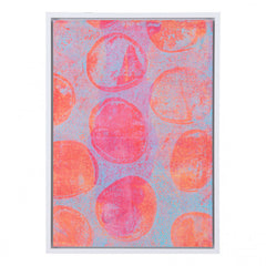Pink & Orange Blossom Wall Hanging