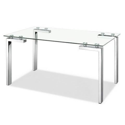 glass office table small modern glass top office desks officedeskcom