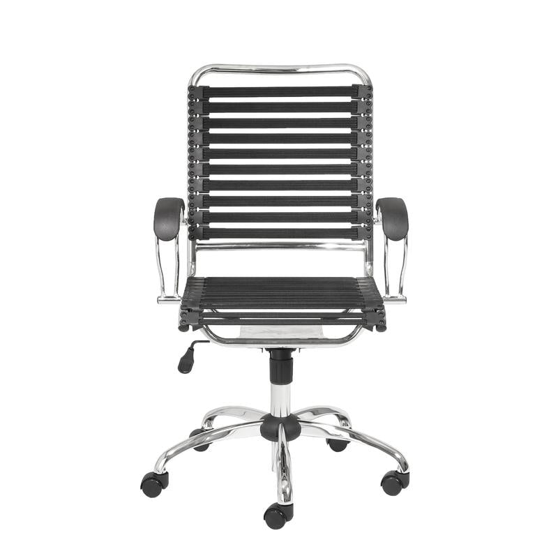 Merveilleux Sturdy U0026 Reliable Black Bungee Office Chair