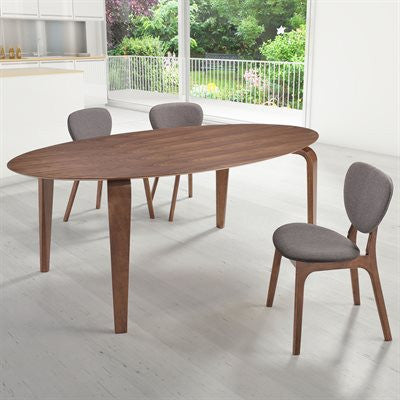 "Walnut 79"" Conference Table or Executive Desk"