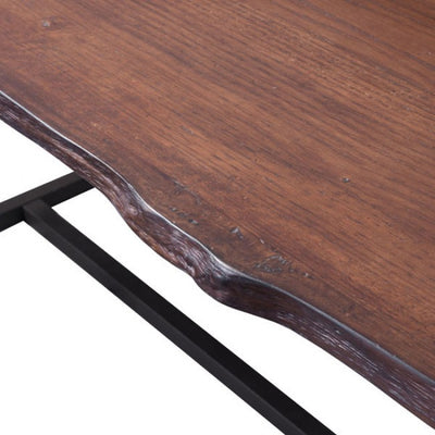 "78"" Distressed Conference Table w/ Cherry Finish"