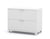 "Premium Modern White 36"" Lateral File (Ships Fully Assembled)"