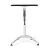 Premium Steel Sit or Stand Desk with Finish Options