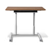 Premium Sit or Stand Desk in Cherry, Espresso, Walnut, or White