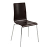 Stackable Guest or Conference Chairs with Finish Options (set of 2)