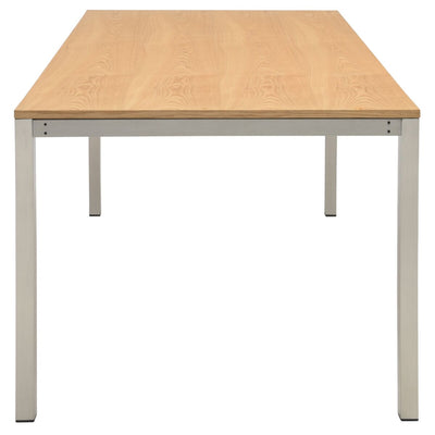 "Natural Modern 63"" Executive Desk or Conference Table"