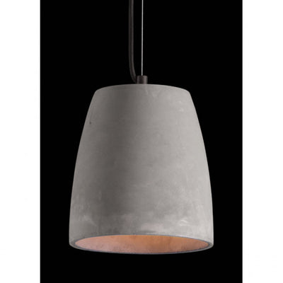 Industrial Modern Metal & Concrete Office Hanging Pendant Lamp