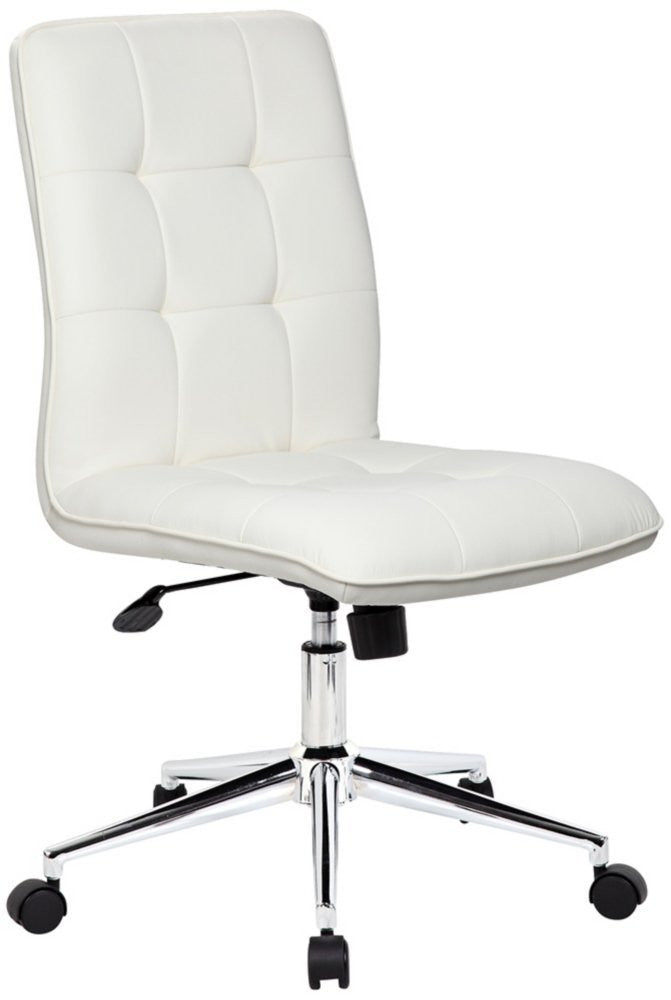 mid back task chair with armrests waterfall seat in burgundy gray