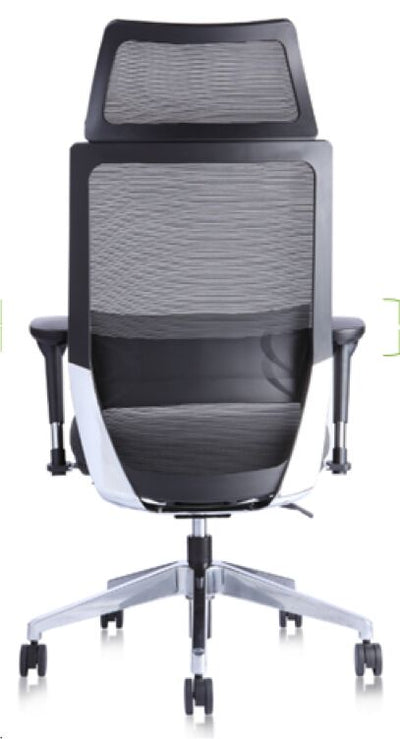 Comfortable & Adjustable Black Executive Office Chair