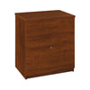 Locking Lateral File from Bestar in Tuscany Brown