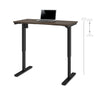 "48"" Office Desk in Antigua with Electric Height Adjustment from 28 - 45"""
