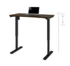 "Tuxedo 48"" Desk with Electric Height Adjustment from 28"" - 45"""