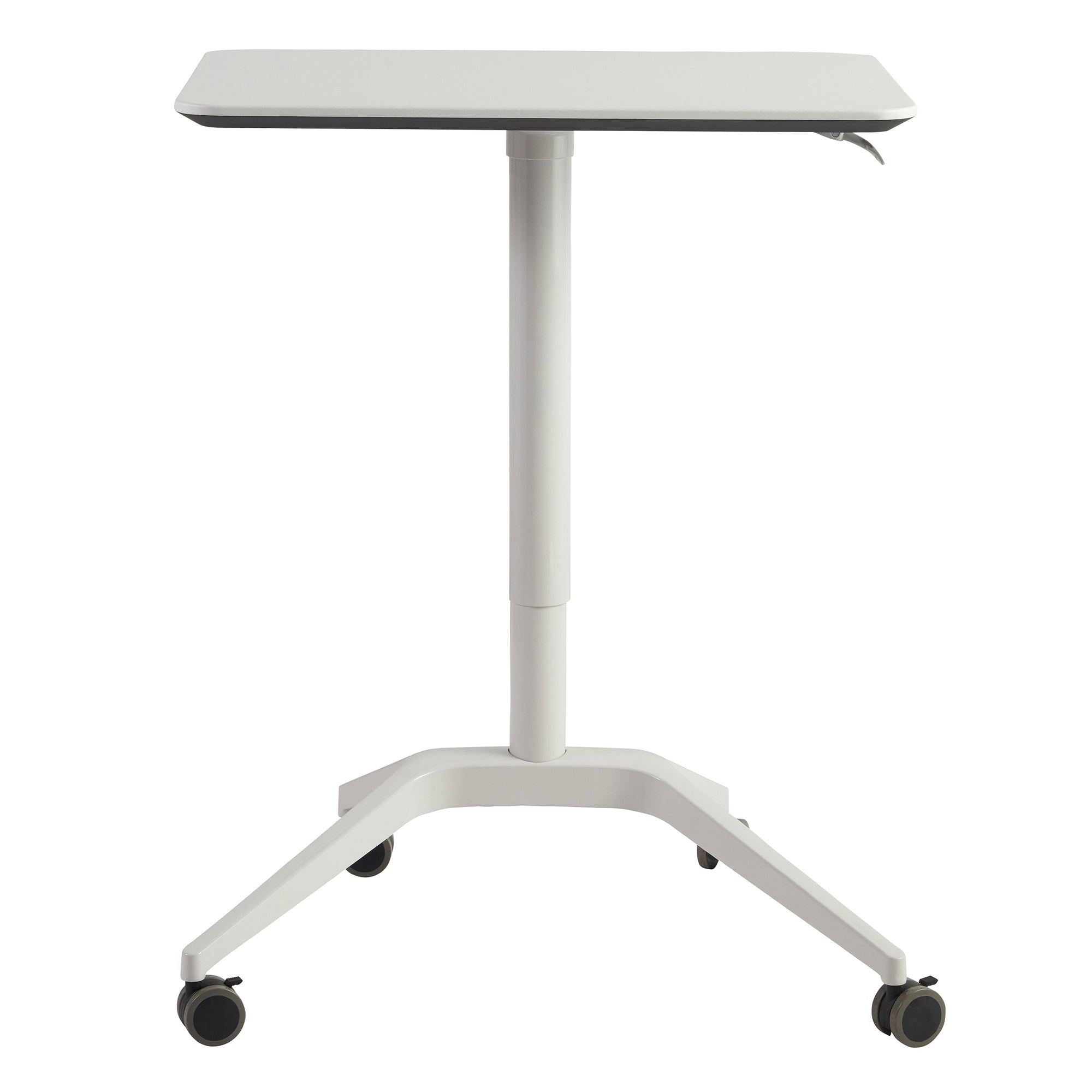 table pedestal stand wheels originality on office small portable most computer rolling desk fine