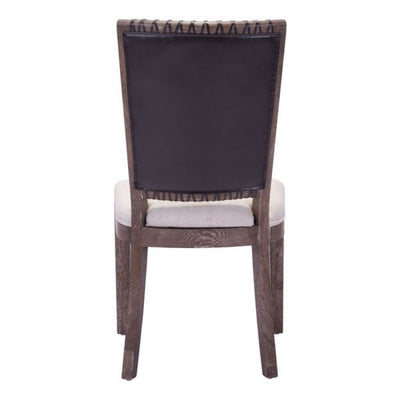 Elegant Antique-Style Guest or Conference Chair (Set of 2)