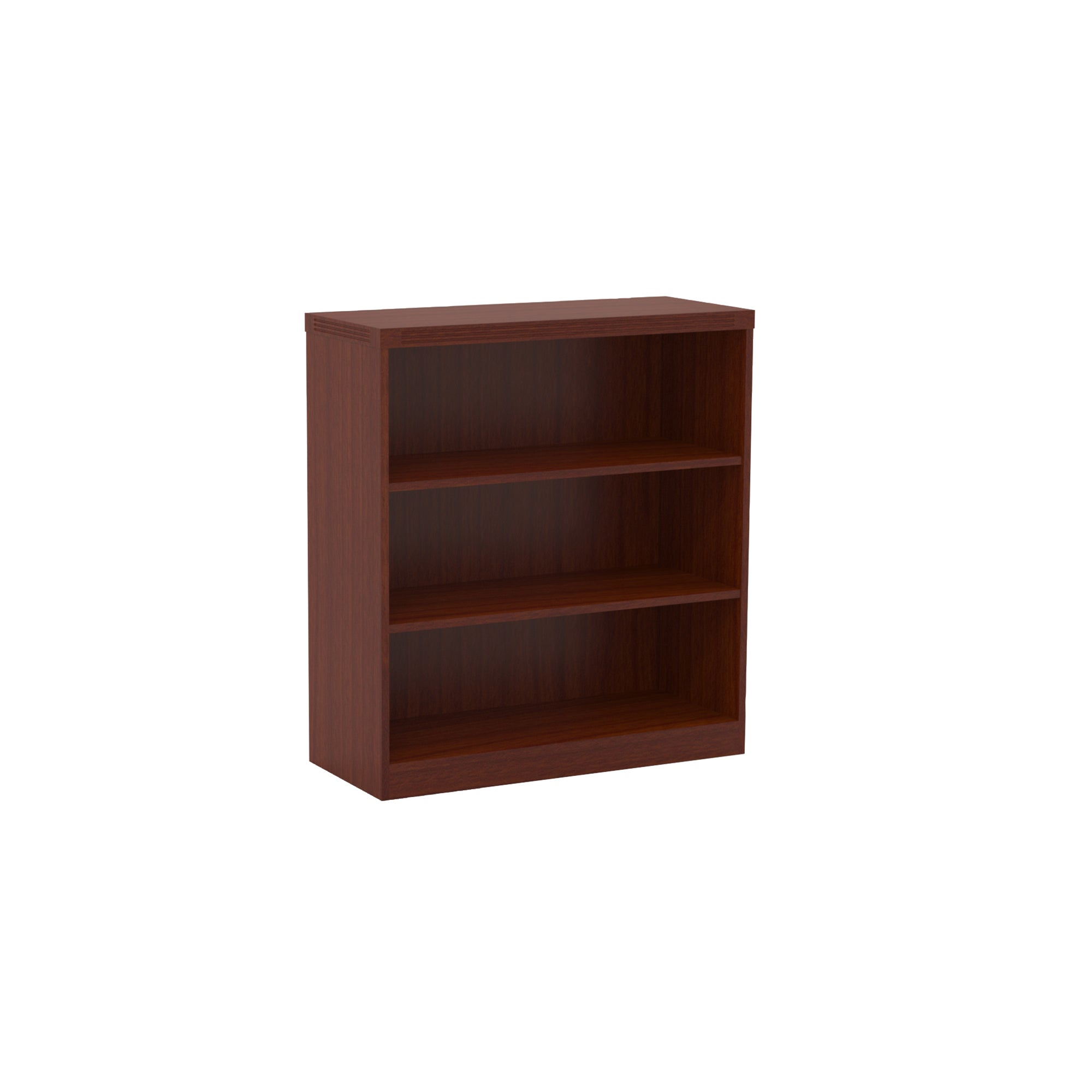 39 Bookcase With Cable Management In Cherry