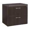 "30"" Locking Lateral File in Mocha"