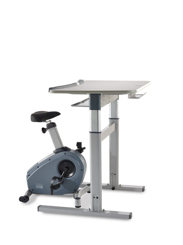 Premium LifeSpan Bike Desk with Automatic Height Adjustment (LSC3DT7)