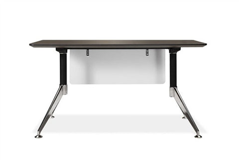 "300Collection 55"" Modern Espresso Office Desk"